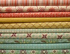 Fandango by Kate Spain 10 1/2 Yard Quilt Fabric by southernfabric. LOVE these colors.