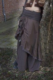 Senjo Clothing - Anemone Skirt/Dress - Dresses