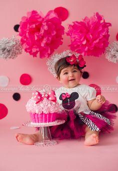 Happy birthday beautiful M! Massachusetts baby's first birthday photographer. » Heidi Hope Photography