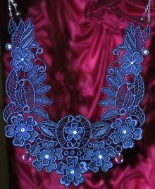 FSL 3D Necklace Set