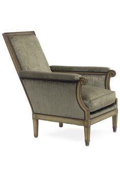Aubert Bergere (#2046) by Dessin Fournir | Occasional Chairs | Dessin Fournir Companies