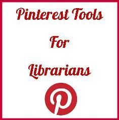 Pinterest Tools for Librarians
