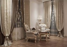 Chicca Orlando  Italian #craftsmanship, #curtains, #madeinitaly  Find out more here  http://www.chiccaorlando.com/