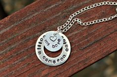 One Artsy Mama - http://www.oneartsymama.com/2014/08/metal-stamped-washer-necklaces.html