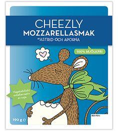 Cheezly – Mozzarellasmak