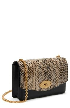 MULBERRY MULBERRY SMALL DARLEY CONVERTIBLE GENUINE SNAKESKIN   LEATHER  CLUTCH - BEIGE.  mulberry  bags  shoulder bags  clutch  leather  hand bags   7554fd22b6fbc