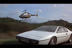 James Bond Cars Picture