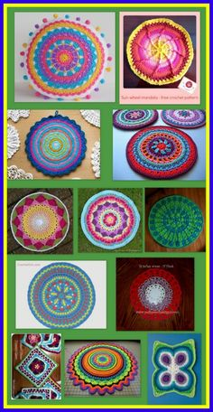 Posh Pooch Designs Dog Clothes: Mandala Crochet Pattern Collection | Posh Pooch Designs