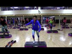 Cathe Friedrich's Scrambled Cardio & Weights Live Workout