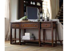 Hooker Furniture Living Room Lorimer Console Table 5065-80151