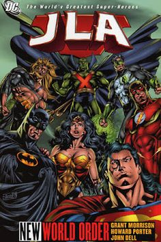 Guia de Leitura : Cronologia DC Comics Parte 1! - Into The Comicverse