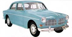 Volvo Amazon Picture Gallery. 1965 volvo amazon P120 with the new hubcaps produced that year.