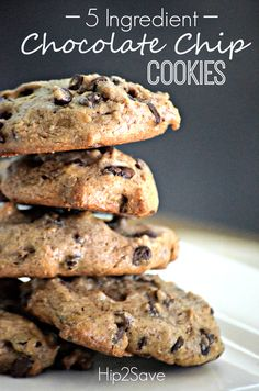 ... Gluten-Free Chocolate Chip Cookies. Ooey gooey chocolate chip galore