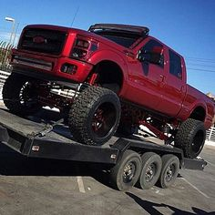 Ford Tough!