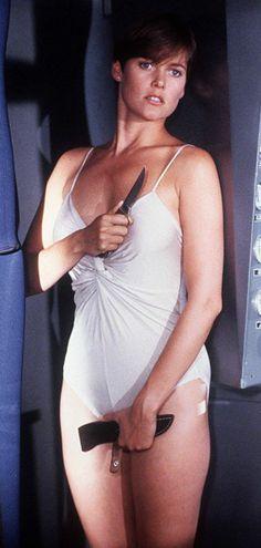 Pam Bovier - Carey Lowell - James Bond 007 - Licence to Kill 1989 Roger Moore, Sean Connery, Carrie Lowell, Zena Marshall, Best Bond Girls, James Bond Women, Licence To Kill, Timothy Dalton, James Bond Movies