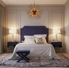 6 Hardy Simple Ideas: Kids Bedroom Remodel bedroom remodeling on a budget ideas. Interior Design Bedroom, Interior Design, Bedroom Decor, Bedroom Interior, Home, Classic Bedroom, Remodel Bedroom, Home Decor, Luxurious Bedrooms