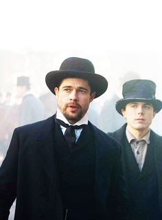 The Assassination of Jesse James by the Coward Robert Ford starring Brad Pitt and Casey Affleck is based on the story written by Ron Hansen. Read about it here on our blog: http://www.openroadmedia.com/blog/2013-06-13/Ron-Hansen-and-the-Assassination-of-Jesse-James