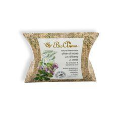 Handmade Olive oil Dittany soap - soap against skin irritation Olive Oil Soap, Handmade Soaps, Crete, Sensitive Skin, Skin Irritation, Ua, Plants