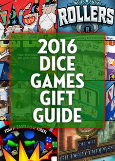 Among our favorite types of games are ones where you roll dice. This year we've put together a must-have dice game list for every collection! - SahmReviews.com
