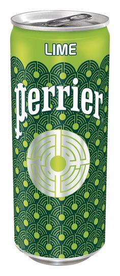 Perrier Street Art Limited Edition — The Dieline - Branding & Packaging