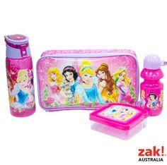 Disney Tangled Lunch Bag Princess Rapunzel Dual