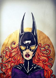 Batgirl by miss-eva-strange