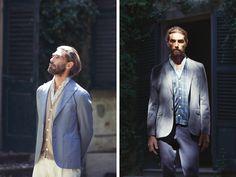 Boglioli - Men's Spring 2014 Lookbook - Photos • Selectism