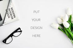 Styled Stock Photography   Desk by AYAKA Studio on @creativemarket