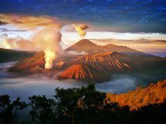 Beautiful Bromo - East Java, Indonesia, someday