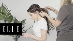 How to Master the Side Braid Pony: Celebrity Hairstylist Laura Polko shows us how to make the ultimate side braided pony.