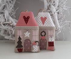 Weihnachtshaus Landhaus Geldgeschenk von Feinerlei auf DaWanda.com