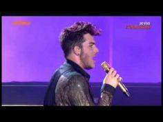 Queen: Adam Lambert 'Can Handle' Fronting Band | Maria Milito | Q104.3