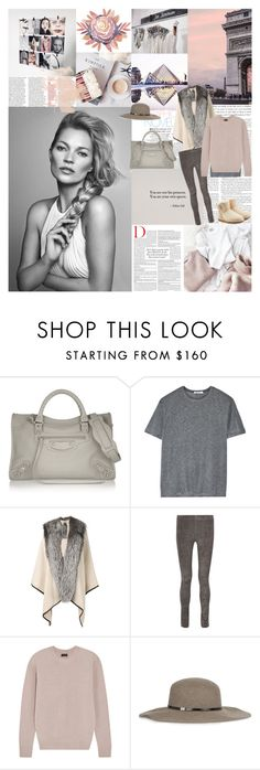 """There is only one passion, the passion for happiness. by Denis Diderot"" by valentina-back ❤ liked on Polyvore featuring moda, Sanders, Joie, Balenciaga, Prada, Hemingway, T By Alexander Wang, Mr & Mrs Italy, Joseph i Gucci"
