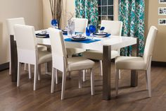 Pristine 6 Seater Dining Table