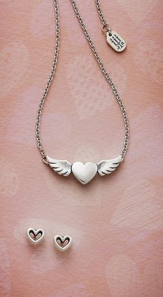 Let Love Soar Necklace from James Avery