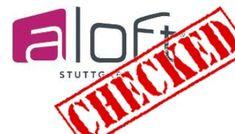 Hotel-Check: Aloft Stuttgart