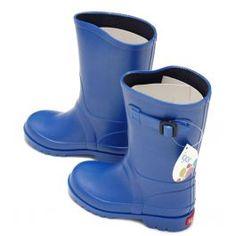 Botas de agua Igor, modelo Piter, color azul.