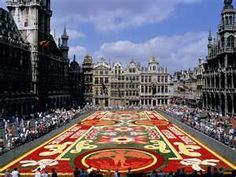 Grand Place- Brussels