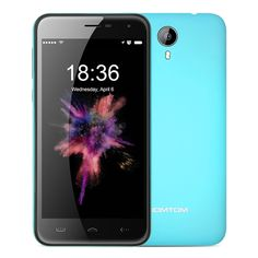Originial HOMTOM HT3 Pro 5.0 HD Screen 1280*720pixel Smartphone 4G FDD-LTE MTK6735P Quad-core 1.0GHz Android 5.1 Cell Phone 2GB RAM+16GB ROM 13.0MP 3000mAh Battery Capcity Dual SIM Cards Smart Gesture Wake Gesture Mobile Phone