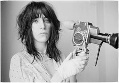 "Patti Smith ""I had no proof that I had the stuff to be an artist, though I hungered to be one"""