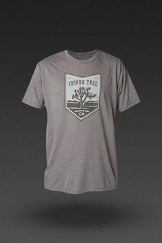 Wilder & Sons Joshua Tree t-shirt, found on The Clymb.