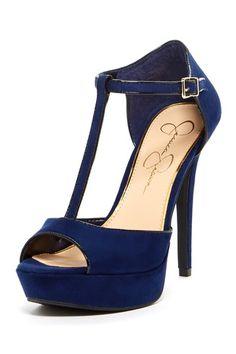 Bansi Open Toe High Heel by Jessica Simpson on @HauteLook