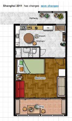 home sweet home 3d 2011 carine barbot drawing online. Black Bedroom Furniture Sets. Home Design Ideas