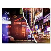 Found it at Wayfair - Times Square Show by Philippe Hugonnard Graphic Art on Wrapped Canvas