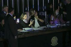 Ação de senadoras ultraesquerdistas tenta barrar fim do imposto sindical http://ift.tt/2va4HeP