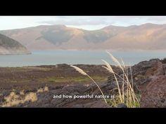 Vídeo turístico, Chile, Antuco, Parque Nacional Laguna del Laja, Turismo Región