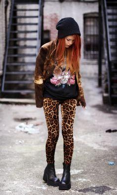 Love the leggings!