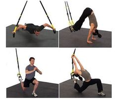 TRX - great all over workout