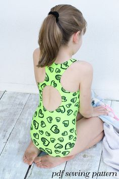 Laura Racer Back Swimsuits and Leotards in girls sizes Little Girl Models, Cute Little Girl Dresses, Cute Young Girl, Beautiful Little Girls, Cute Girl Outfits, Cute Little Girls, Preteen Girls Fashion, Young Girl Fashion, Sewing Patterns Girls