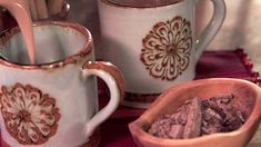There's the Mexican hot chocolate we all know and love, and then there's Champurrado! A true old world, luxurious, thick version made with masa and Mexican chocolate.